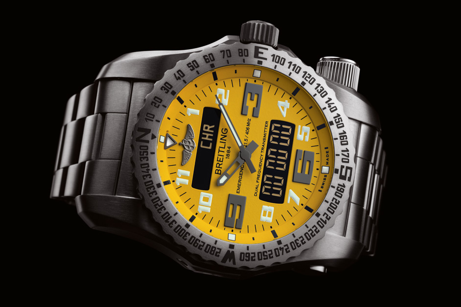 Breitling Emergency II: Watch for all (emergency) Cases